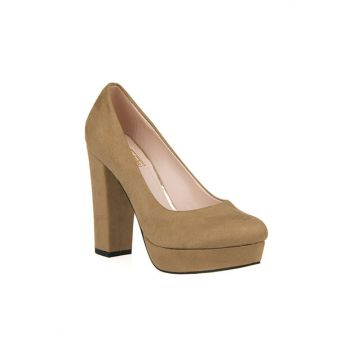 Camel Women's Heeled Shoes 9176 7238-1