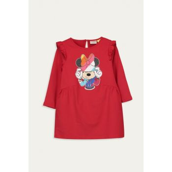 Girl Child Vivid Red Hnk Dress 9WH169Z4