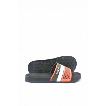 Orange Men's Slippers gzr11327