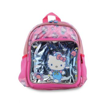 Pink Girl Children School Bag hellokıttyanaokulu88921