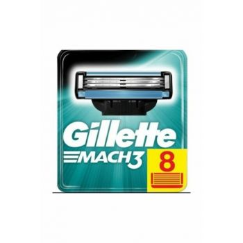 Mach3 Replacement Razor Blades With 8 Carton Package 5637278077