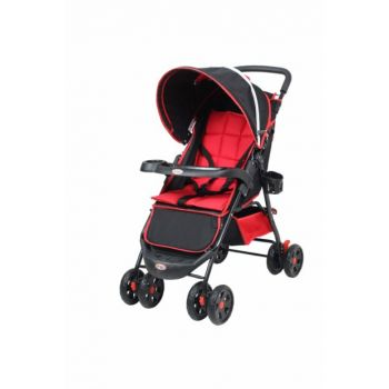 MASCOT ONE WAY LIGHT BABY TROLLEY RED 104