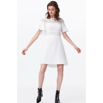 Women's Ecru Dress IW6180002104