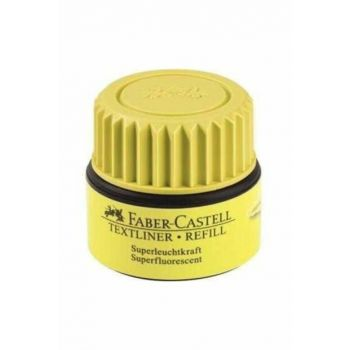 Faber Highlighter Ink Yellow 154907/15 49 07