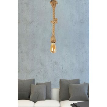 Single Chandelier with Rope 22X850 601 0565 13 099
