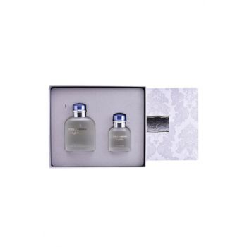 Light Blue Men's Edt 125 ml + Edt 40 ml Men's Perfume Set 3423478414556