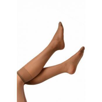 Nose-Fit Fit Over Knee Socks 6 Pcs PE-322
