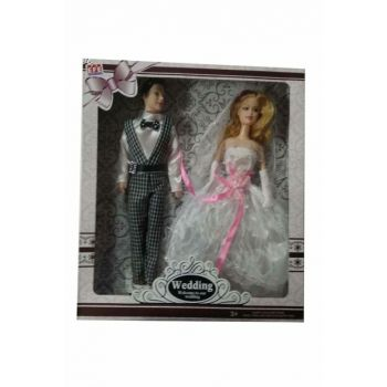 Doll Bride and Groom Toys Bld007 340567