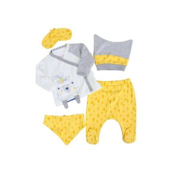 Yellow Bear Yellow Baby Boy 5Li Hospital Outlet AF90169S