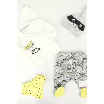 Gray Boom Baby Boy 5Li Hospital Outlet AF5045
