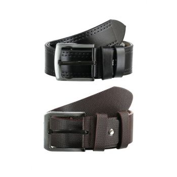 Multicolor Men's Artificial Leather Belt TMNAW20KE0019