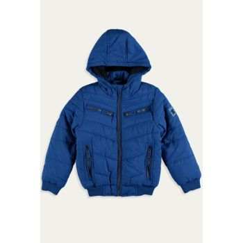 Boys Thick Inflatable Coats 9W0022Z4