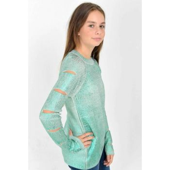 Marions Girls' Sweater 3601 MRNS-3601