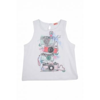 White Unisex Children T-Shirt 91Z4CKN53