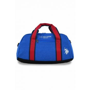 Blue Unisex Duffel Bag uspolo travel bag6985blue