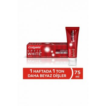 Optical White Shimmering Whiteness Toothpaste 75ml 34014080