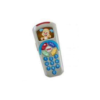 Fisher Price Educational Dog's Remote Control T000DLK60