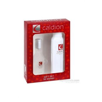 Caldion Classic Edt 50Ml Women Perfume + Deodorant Perfume Set PRA-454819-9272
