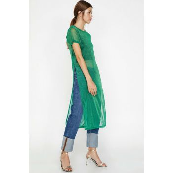 Women's Green Tunic 9KAF10285GK