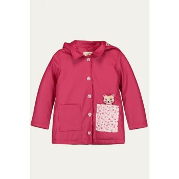 Girls' Coral Gsj Coats 8W0886Z4