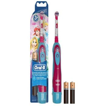 Battery Operated Toothbrush Children D2010k Prinses D2010K-2