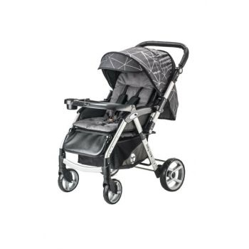 Bc-50 Maxi Bidirectional Baby Carriage Black 8698943143728