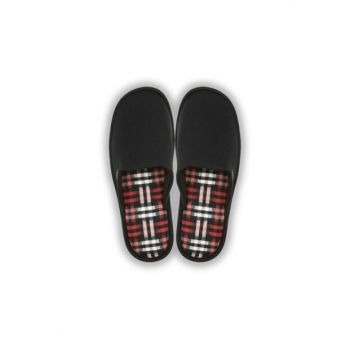 Black Men's Slipper Wrr0452 WRR0452