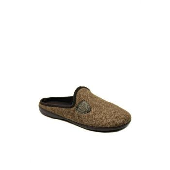 Black Men's Slipper MFGZR11998M