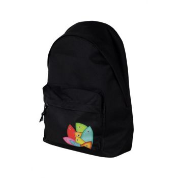 Biggdesign Cornucopia Fish Black Backpack BGD16146020599