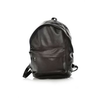 Black Unisex Backpack DRSRT0011S