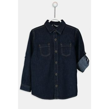 Boys' Dark Rodeo Shirt 9W1059Z4 Click to enlarge