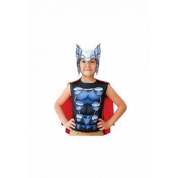 Thor Short Sleeve Child Costume 7-9 Years Old 8681483631176