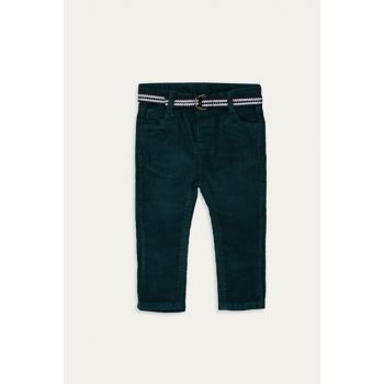 Baby Boy Dark Oil Hq0 Pants And Belt 9W8427Z1