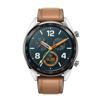 GT Classic Brown Smart Watch CTFTNB19