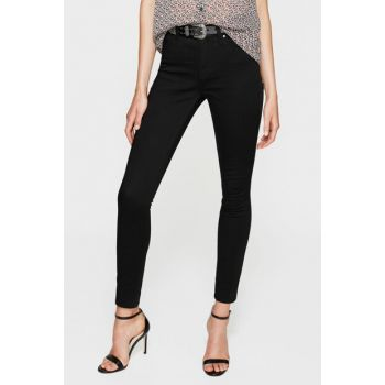 Women's Alissa Gold Nights Black Super Skinny Jean 1067822002