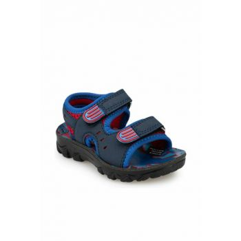 91.510241.B Navy Blue Children Sandals