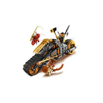 LEGO Ninjago Cole's Off-Road Motorcycle 70672 T01070672