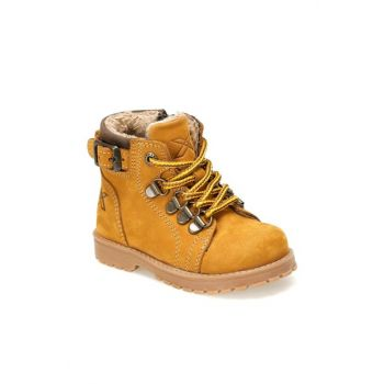 SARDONE LEATHER 9PR Yellow Boy Boot