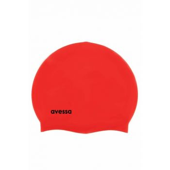 Silicone Pool Cap Red AVS212519