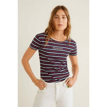 Women's T-Shirt with Red Logo 53030651