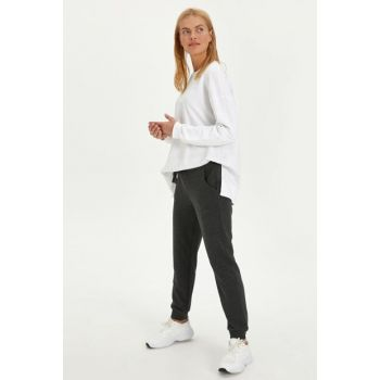 Women's Anthracite Trousers 9W7912Z8