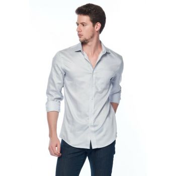 Gray Men's Shirt 24F0518-060