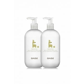 Pediatric Moisturizing Body Milk 2x500ml 9900000013369
