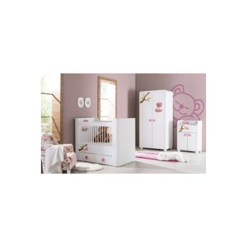 Teddy Baby's Room Pink 411611