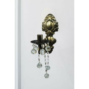 Ore Sconce Kt Black Yellow Patina Chandelier 921 0230 40 016