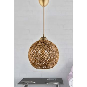 Balle Single Pendant Lamp Yellow ASY069