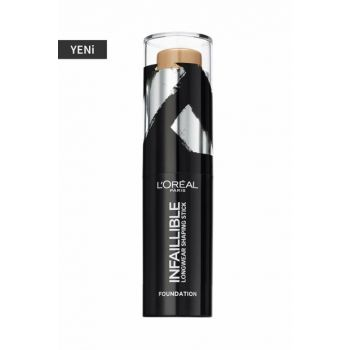 Stick Foundation - Infaillible Longwear Shaping Stick Foundation 210 Capuccino 9 g 3600523531547 INFFNDSTCKNUD