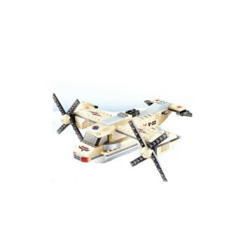 Military Vehicle Building Kit: War Vehicles - Tiltrotor S02000807-31192