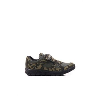 AFRA Sports Kids Shoes Khaki Camouflage SA29LF030