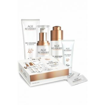 Rejuvenating Skin Care Kit - Age Reversist in Special Magnet Box 9427300099999 1543140